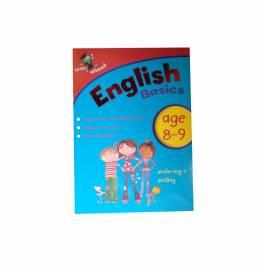 English Basics Age 8-9