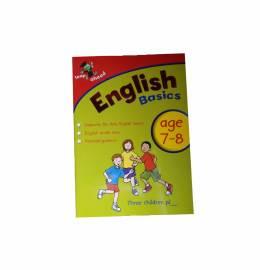 English Basics Age 7-8