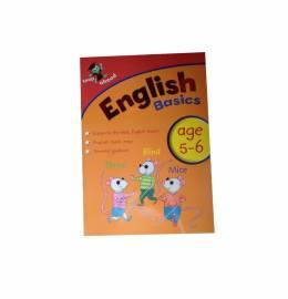 English Basics Age 5-6