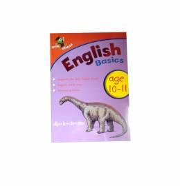 English Basics Age 10-11