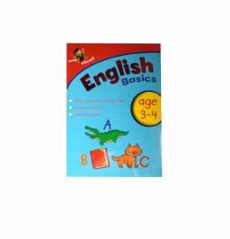 English Basics Age 3-4