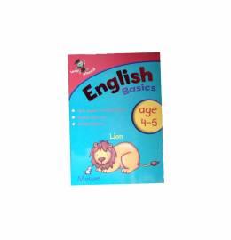 English Basics Age 4-5