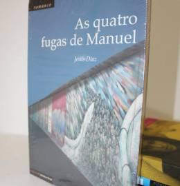 As quatro fugas de Manuel Jesús Díaz