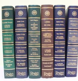 LIVROS DE CONTOS READER'S DIGEST