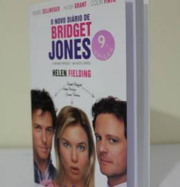 Novo Diário de Bridget Jones  Autor: Helen Fielding