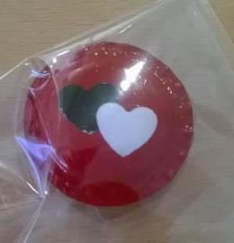 Pin - Dia dos Namorados