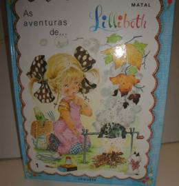As Aventuras de Lillibeth  de Matal
