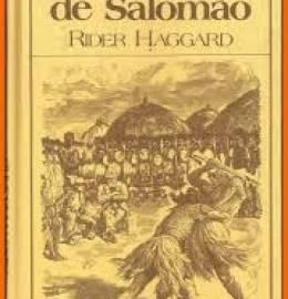 Livro As Minas Salomão