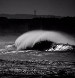 Fotografia a preto e branco, Super Tubos Peniche