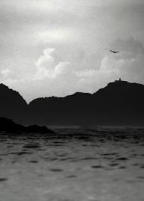 Fotografia A3, Preto e Branco, Farilhões, Berlenga