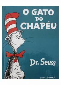 1 livro - O gatop do chapéu