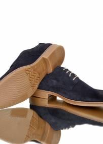 Sapato Homem em Nobuck Pele