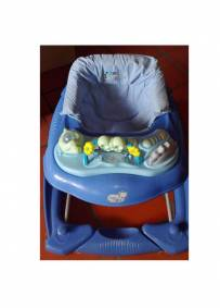 Andarilho Bebé Confort Azul