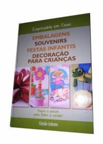 Embalagens e festas infantis
