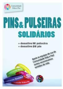 Pulseiras Solidárias
