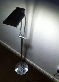 Slender Standing LED Lamp