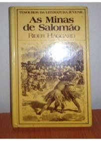Livro as Minas de Salomao