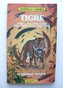 Zoodíaco Chinês: Tigre - Catherine Aubier