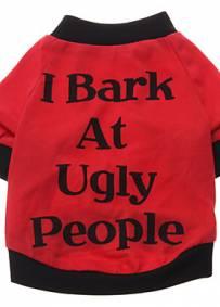 T-shirt para cão