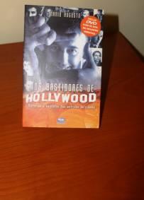 Livro Nos Bastidores de Hollywood