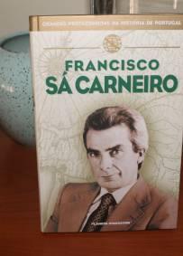 Livro Francisco Sá Carneiro