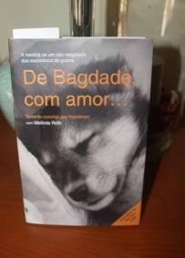 Livro De Bagdade, com amor