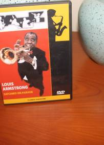 DVD Louis Armstrong