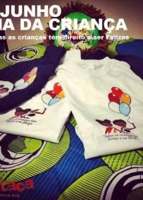 T-shirt Dia da Criança