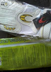 4 pares de luvas de guarda redes futebol da HO