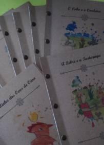 Livros Fábulas de La Fontaine