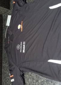 McLaren Mercedes Vodafone Offical F1 Team Top. Mens