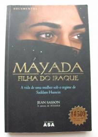 Mayada Filha do Iraque – Jean Sasson