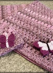 Baby Blanket - Baby hat