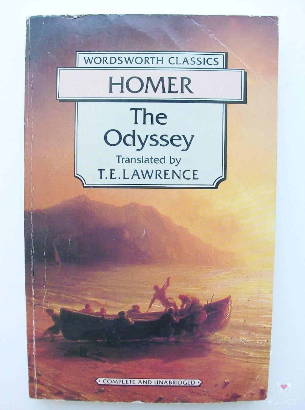an analysis of the homers odysseus