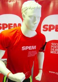 Camisola de corrida SPEM/EM'Força