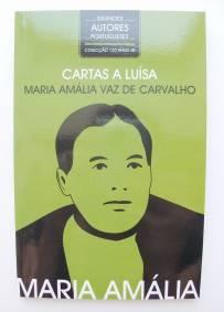 Cartas a Luísa - Maria Amália Vaz de Carvalho