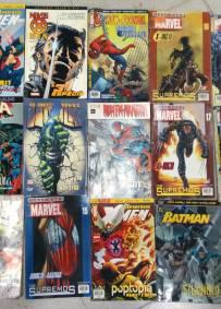 Livros Marvel (Diversos)