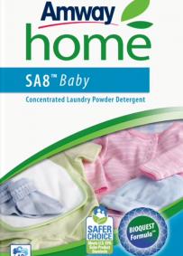SA8 -BEBÉ -Detergente Roupa -96 DOSES