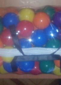 Sacos de bolas infantis