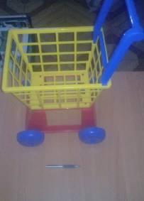 Carrinho Shop Criança
