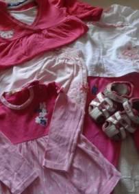 roupa menina da Disney e outros