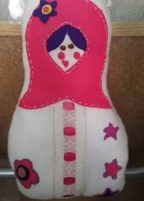 Bonecas feita à mão