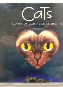 CD Cats - A Andrew Lloyd Webber Musical