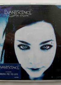 CD Evanescence - Fallen