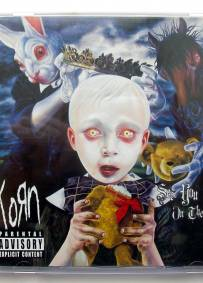 CD Korn - See you on the other side