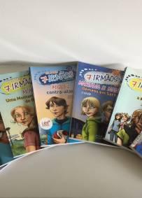 Os primeiros sete livros da 'Coleção 7 Irmãos'