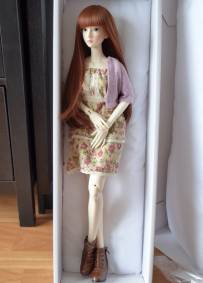 Senior Delf VERNA by LUTS BJD Ball-jointed doll