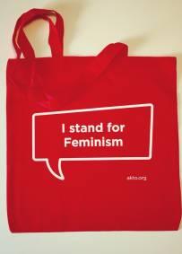Saco - I stand for feminism