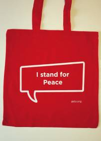 Saco - I stand for peace