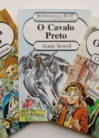 Biblioteca RTP Clássicos em Banda Desenhada (livros 3, 4 e 17)